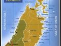 Musandam Map